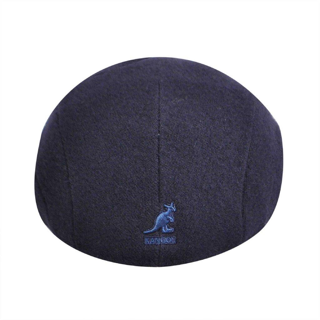 Gubbkeps Flat Cap Kangol Wool 507 Marinbl 229 Kangol