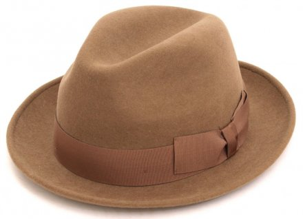 Hatter - City Sport Caps Trilby (camel)
