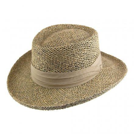 Hattar - Pebble Beach Gambler Hat (natur)