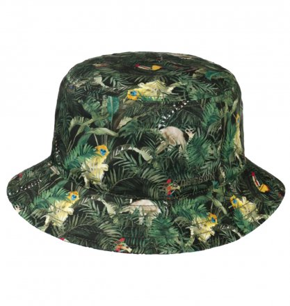 Hattar - Stetson Daytona Reversible Bucket Hat (multi)