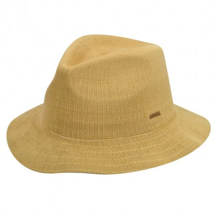Hattar - Kangol Baron Trilby (honey)