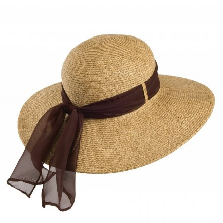 Hattar - Beachside Sun Hat (ljusbrun)