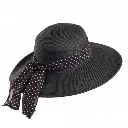 Hattar - Beachside Sun Hat (svart)