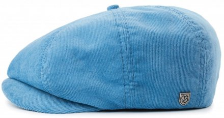 Gubbkeps / Flat cap - Brixton Brood (orion blue)