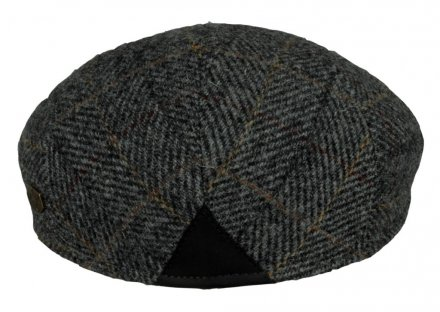 Gubbkeps / Flat cap - MJM Country Harris Tweed (grå)