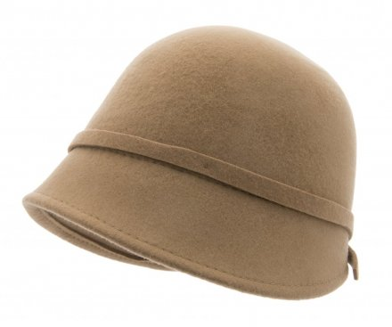 Hatte - CTH Ericson Analise Cloche (camel)