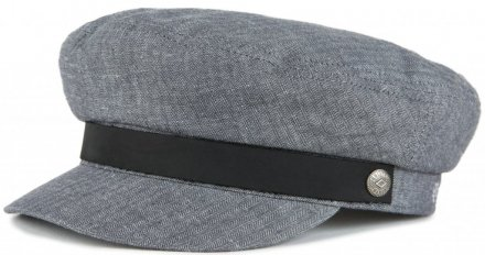 Sixpence / Flat cap - Brixton Fiddler (middle grey)