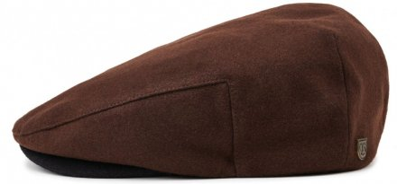 Sixpence / Flat cap - Brixton Hooligan (brown/black)