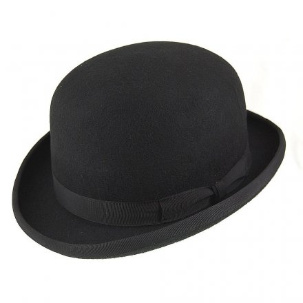 Hattar - English Bowler Hat (svart)