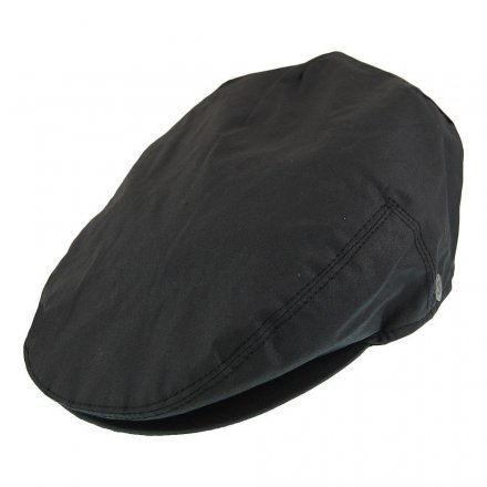 Sixpence / Flat cap - Jaxon Hats Oil Cloth Flat Cap (sort)