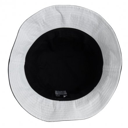 Hattar - Kangol Cotton Bucket (svart)