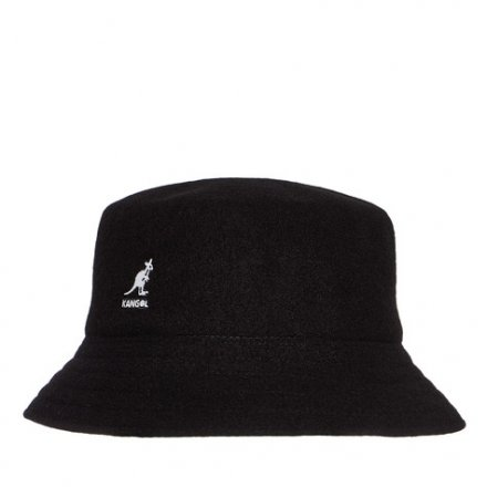 Hatte - Kangol Wool Lahinch (sort)