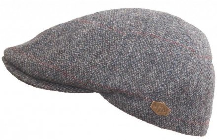 Sixpence / Flat cap - MJM Broker Virgin Wool (grå)