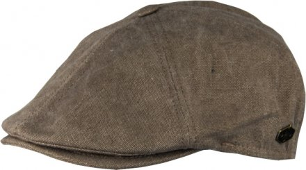 Gubbkeps / Flat cap - MJM Rebel Canvas (khaki)