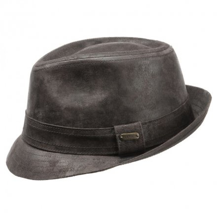 Hatte - Stetson Radcliff Leather (brun)