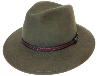 Hattar - Faustmann Lavello Pinch Crown (khaki)