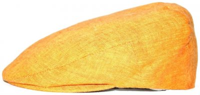 Gubbkeps / Flat cap - City Sport Caps Marseille (orange)
