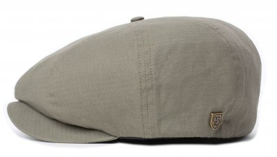 Gubbkeps / Flat cap - Brixton Brood (dark military olive)