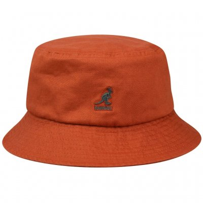 Hattar - Kangol Washed Bucket (rost)