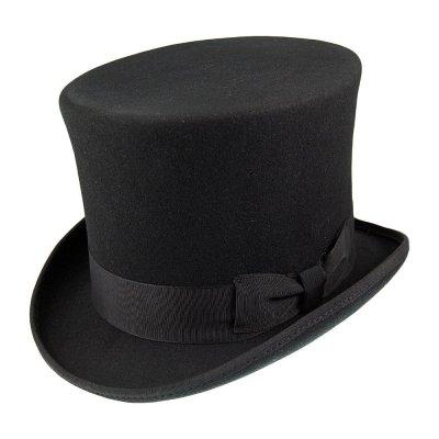 hattar victorian top hat hög hatt svart herrhattar b25d03fe915c4