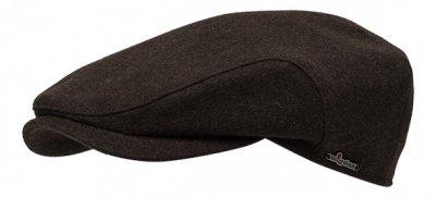 Gubbkeps   Flat cap - Wigéns Ivy Classic Cap (coffee) - Gubbkeps ... c97d01e2358