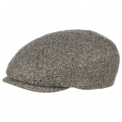 Gubbkeps / Flat cap - Stetson Woodfield Basket Weave