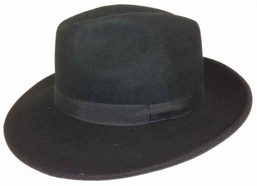 Hattar - Faustmann Frigento (svart) - Herrhattar - Hatshop.se b5bd54bc0a23a
