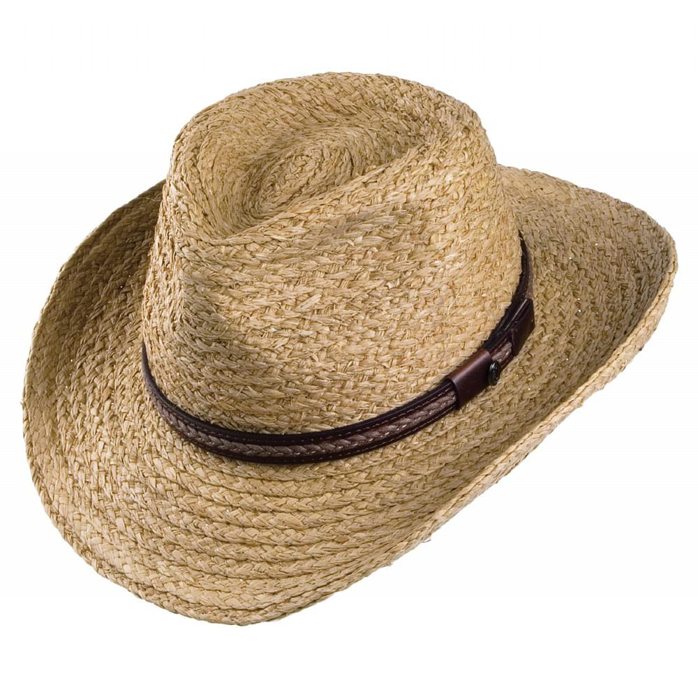 Hattar El Paso Straw Outback Natur Hatshop Se